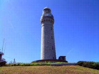 角島灯台 近く