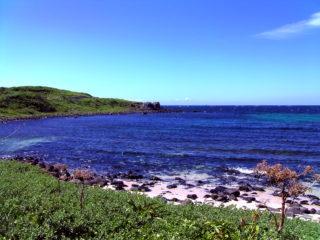 角島 海岸付近