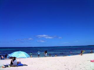 角島 しおかぜコバルトビーチ1