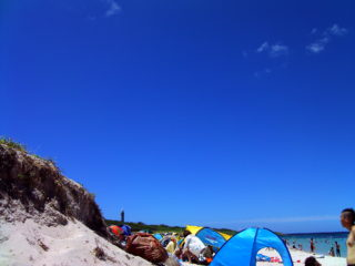 角島 しおかぜコバルトビーチ2