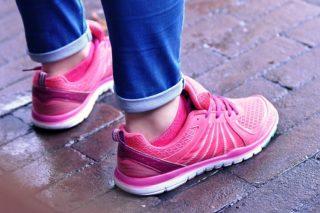 動きやすい靴