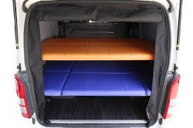 ハイエース2段ベッド
